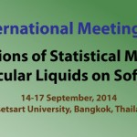 International Meeting on Application of Statistical Mechanics of Molecular Liquids on Soft Matter